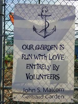We Always Need Volunteers!