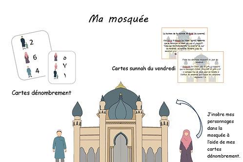 Jeu '' Ma mosquée''