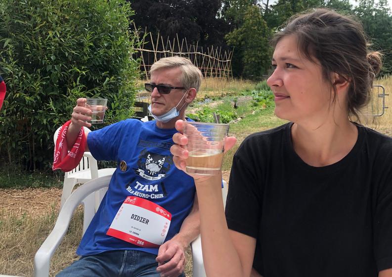 Un toast !