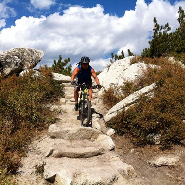 Mountain Biking near Reno