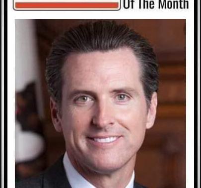 California's Governor Makes Ominous Prediction For America