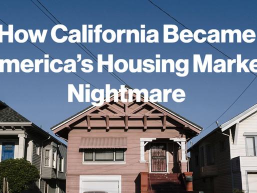 How California Became America's Housing Market Nightmare