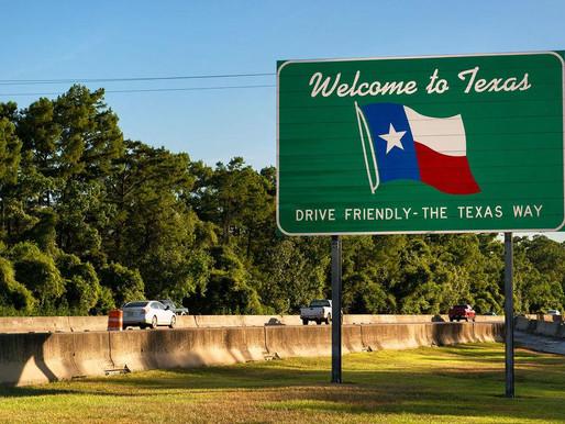 Texas top destination for conservative Californians fleeing state