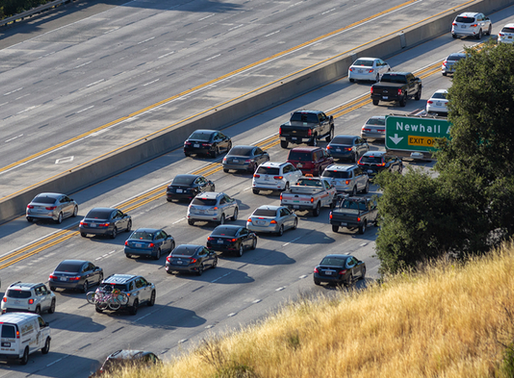 Why There's an Exodus From California Cities