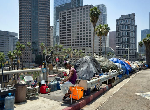 California is a failed state. How do we know? They're moving to Arizona in droves.