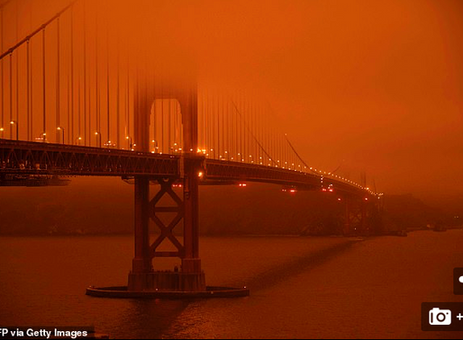 More people are leaving California than ever before, driven out by worsening wildfires, politics...