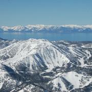 Mt Rose and Lake Tahoe