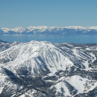Mt Rose and Lake Tahoe