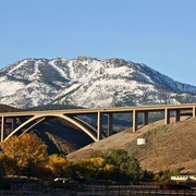 Galena Creek Bridge Reno