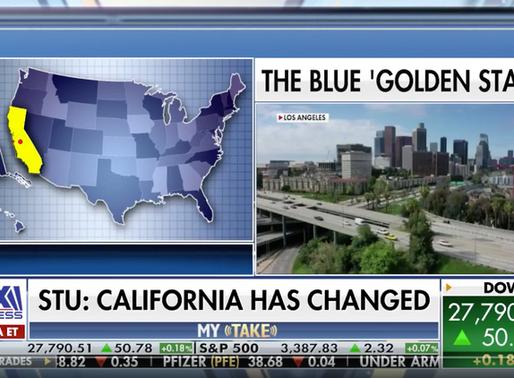Varney: California seeing a self-inflicted exodus