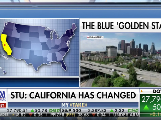 Varney: California seeing a self-inflicted exodus