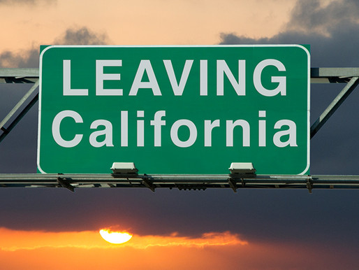 Movin' on out: High cost of housing has Californians considering exit plan