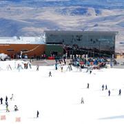 Mt Rose skiing