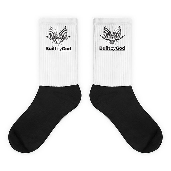 Built By God Socks (Unisex)