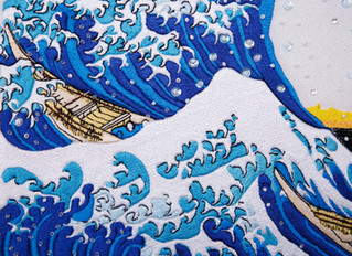 New Releases  hirty-six Views of MT,fuji the great wave off kanagawa arrenged version