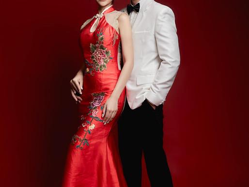 ถ่ายพรีเวดดิ้งแบบจีน สำหรับคู่รักครอบครัวคนจีน T95Studio พรีเวดดิ้งนนทบุรี