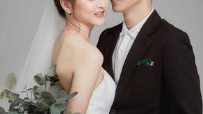 ถ่ายพรีเวดดิ้งแบบมินิมอลสไตล์ Wedding minimal style