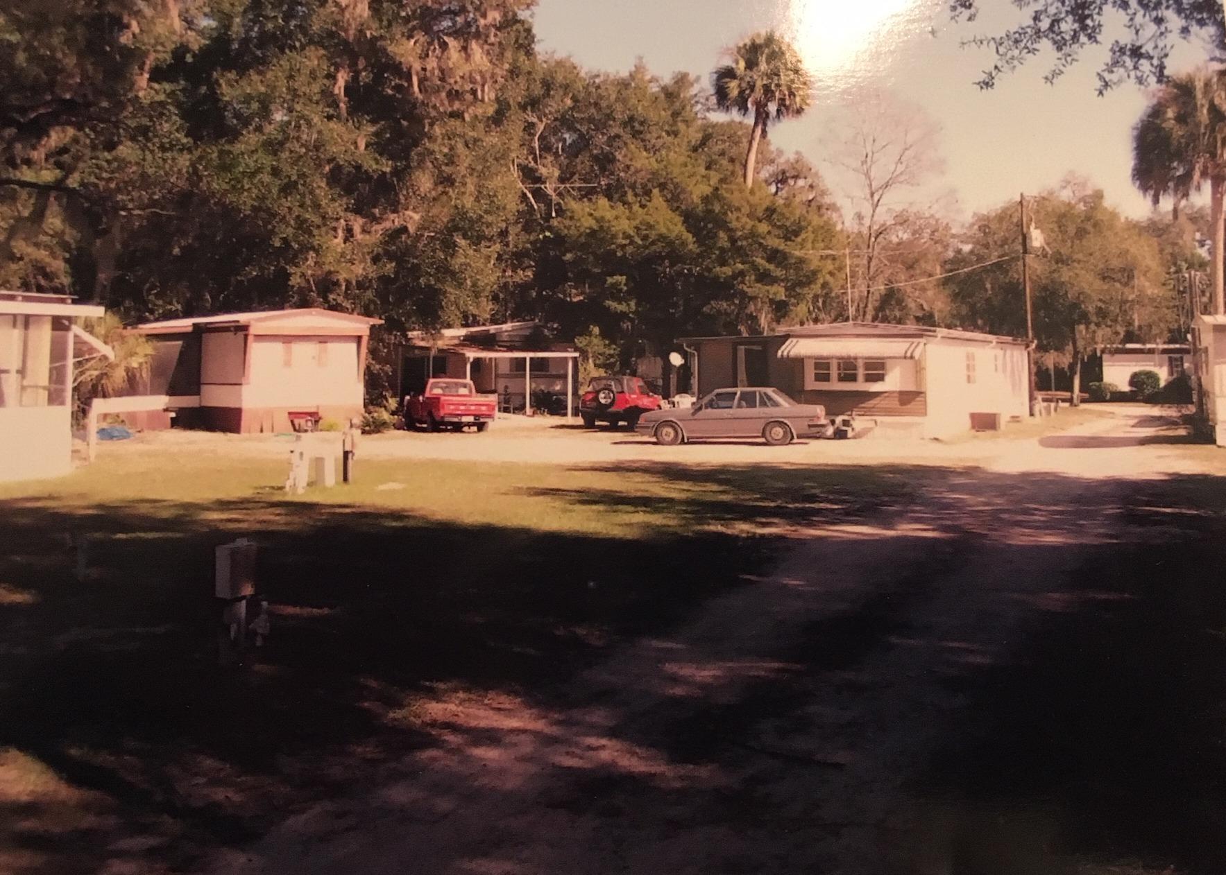 The trailer park