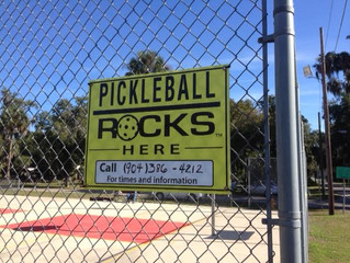 Pickleball-The Fastest Growing Sport You've Never Hear Of