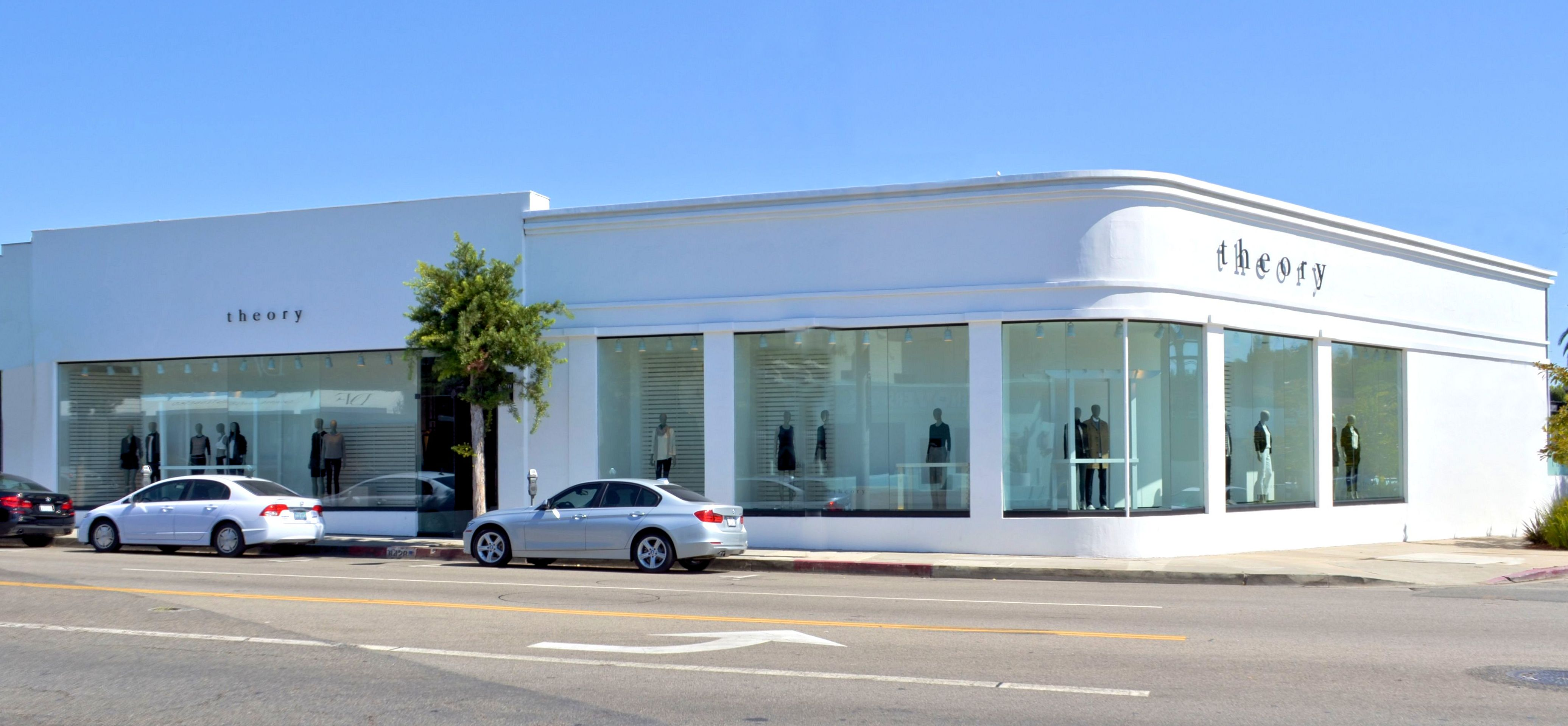 Retail Building Melrose