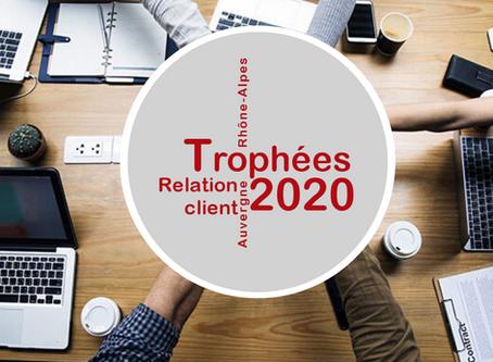 Trophées de la Relation Client Auvergne Rhône Alpes 2020