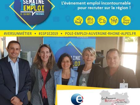 Le CPRC Auvergne-Rhône-Alpes et Pôle Emploi