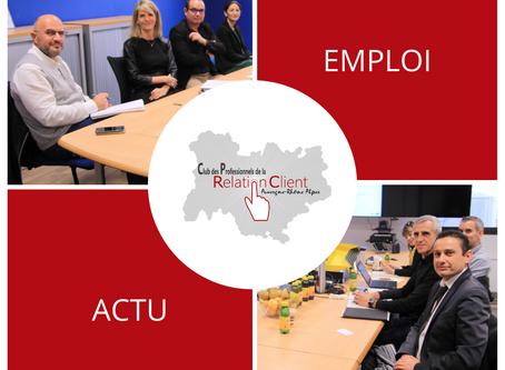 Actualité du CPRC en Auvergne