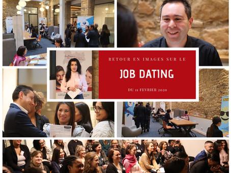 Retour en image sur le Job Dating du 11 février 2020...