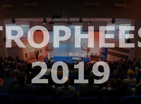 Edition 2019 des trophée de la relation client Auvergne-Rhône-Alpes