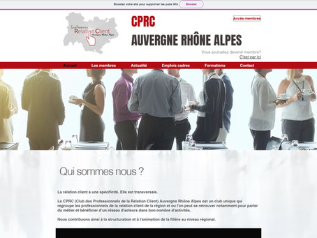 Lancement du nouveau site internet du CPRC