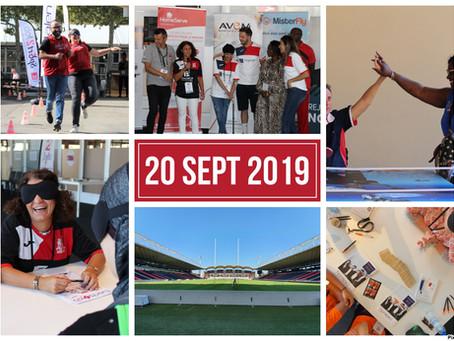 Revivez en images notre événement « Recruter autrement » au Matmut Stadium de Gerland