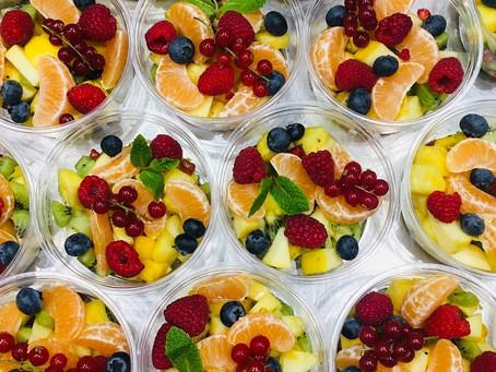 Venez faire une pause vitaminé au Jardin de Line !