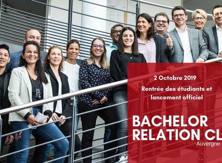 Lancement officiel du Bachelor Relation Client