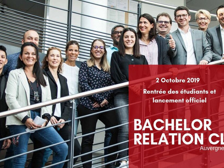 Lancement officiel du Bachelor Relation Client