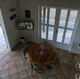 TV vue mezzanine
