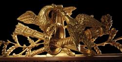 MOD.120上部の彫刻部分