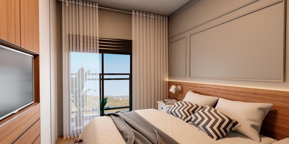 Dormitório 1 SUÍTE