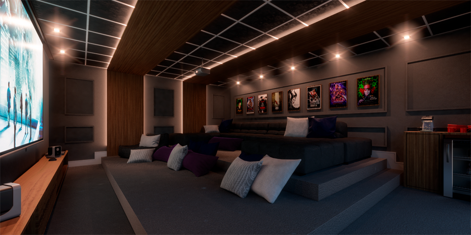 Espaco Home Cinema