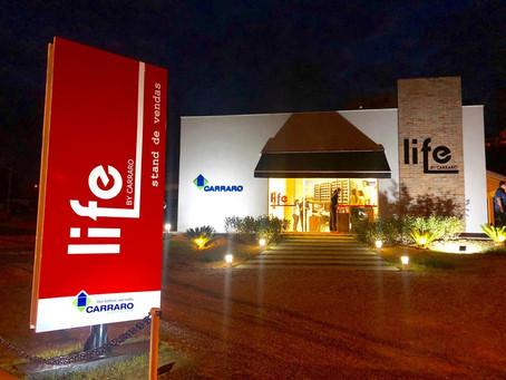 Lançamento imobiliário - Life By Carraro