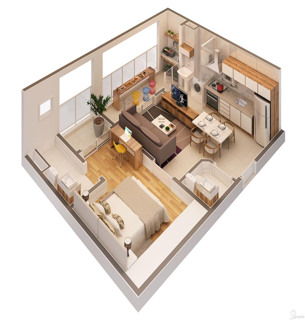 planta-isometrica-um-dormitorio-residenc