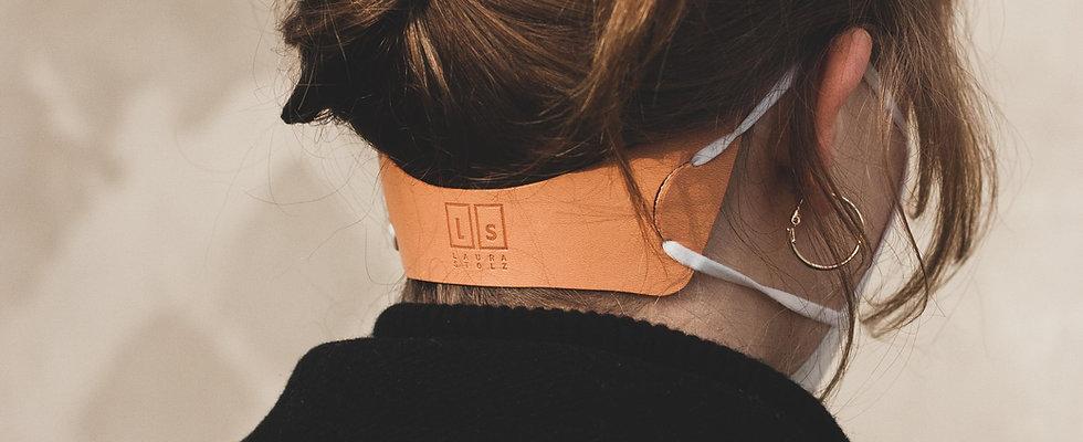 extender. Maskenverlängerung // beige