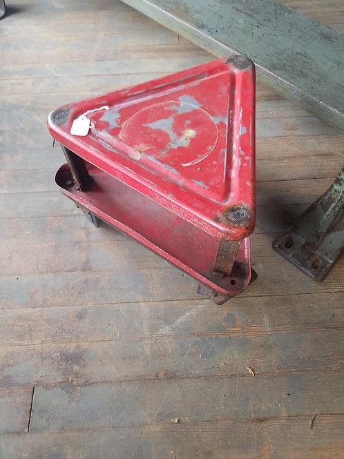 Industrial Three Wheel Cart