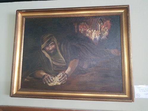 Judas Painting