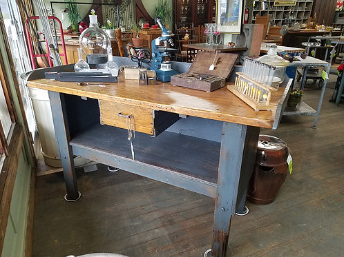 Farm House Work Bench