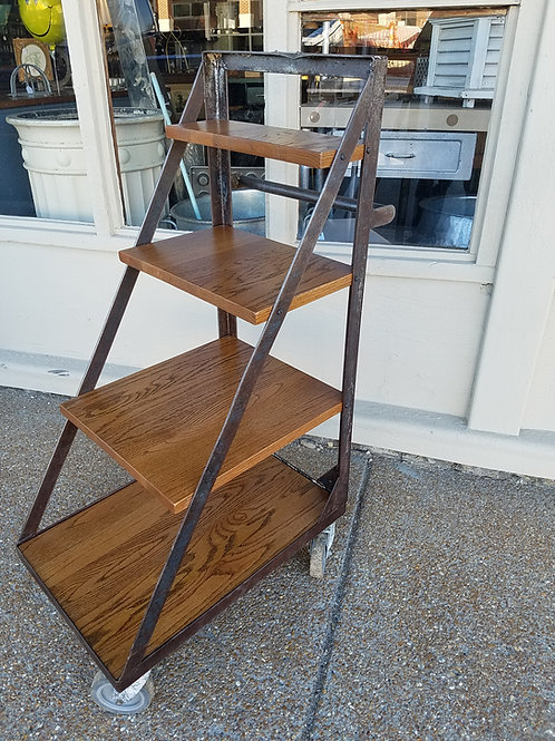 Industrial Multi-Tiered Cart