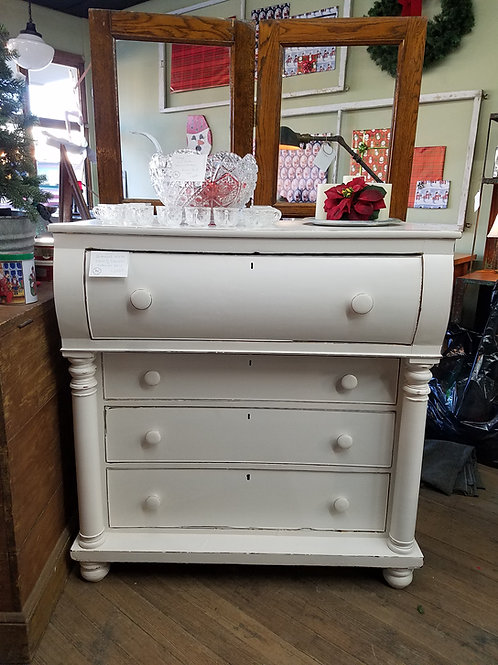 Distressed Antique Chest of Drawers