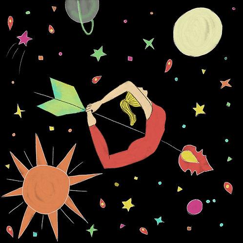 Bow in Sagittarius