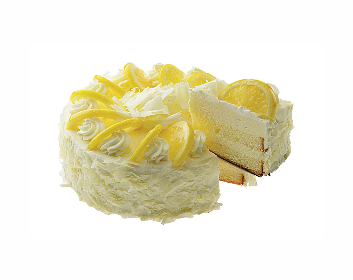White Lemon Cake