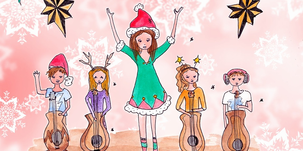 Christmas Music Day 2019