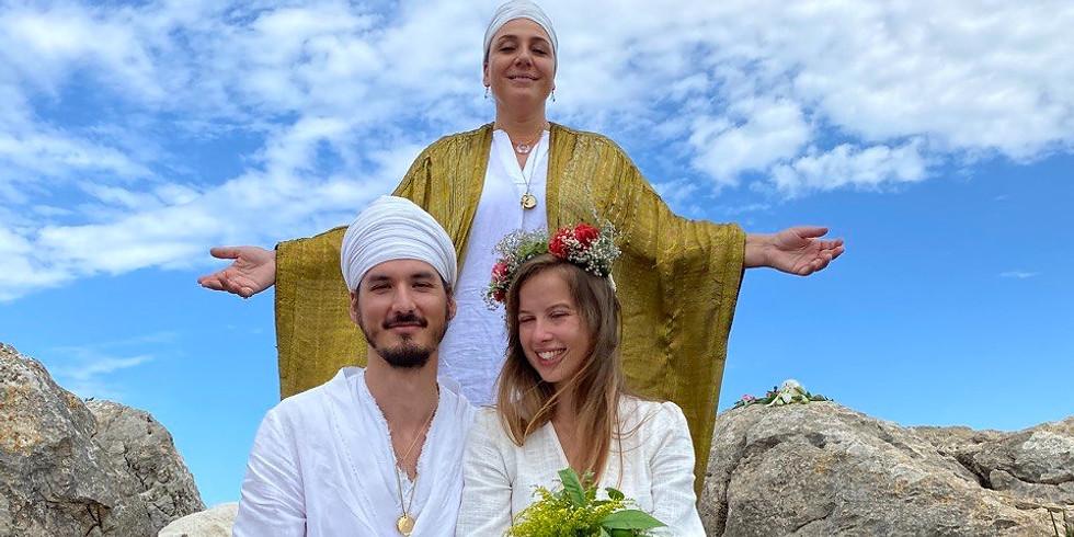 Divine Union (Marriage) Ceremony